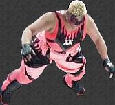 High Flying Aja Kong!